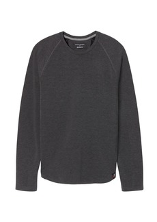 Banana Republic Polartec® Long-Sleeve Raglan Crew