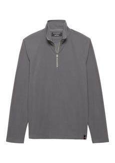 Banana Republic Polartec® Power Grid® Half-Zip Sweatshirt