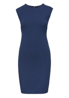Banana Republic Ponte Sheath Dress