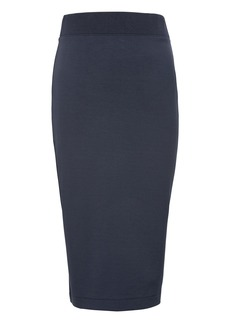 Banana Republic Ponte Midi Pencil Skirt