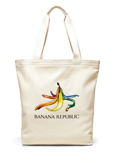 Banana Republic Pride 2019 Banana Tote Bag