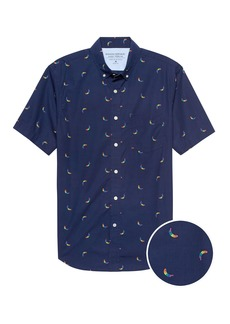 Banana Republic Pride 2019 Slim-Fit Luxe Poplin Shirt