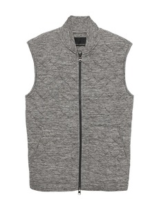 Banana Republic Quilted Thermal Vest