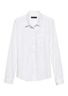 Banana Republic Quinn-Fit Oxford Shirt