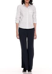 Banana Republic Quinn Straight-Fit Stripe Shirt