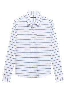 Banana Republic Quinn-Fit Stripe Shirt