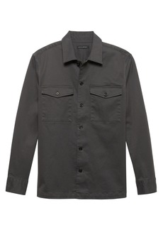 Banana Republic Rapid Movement Shirt Jacket