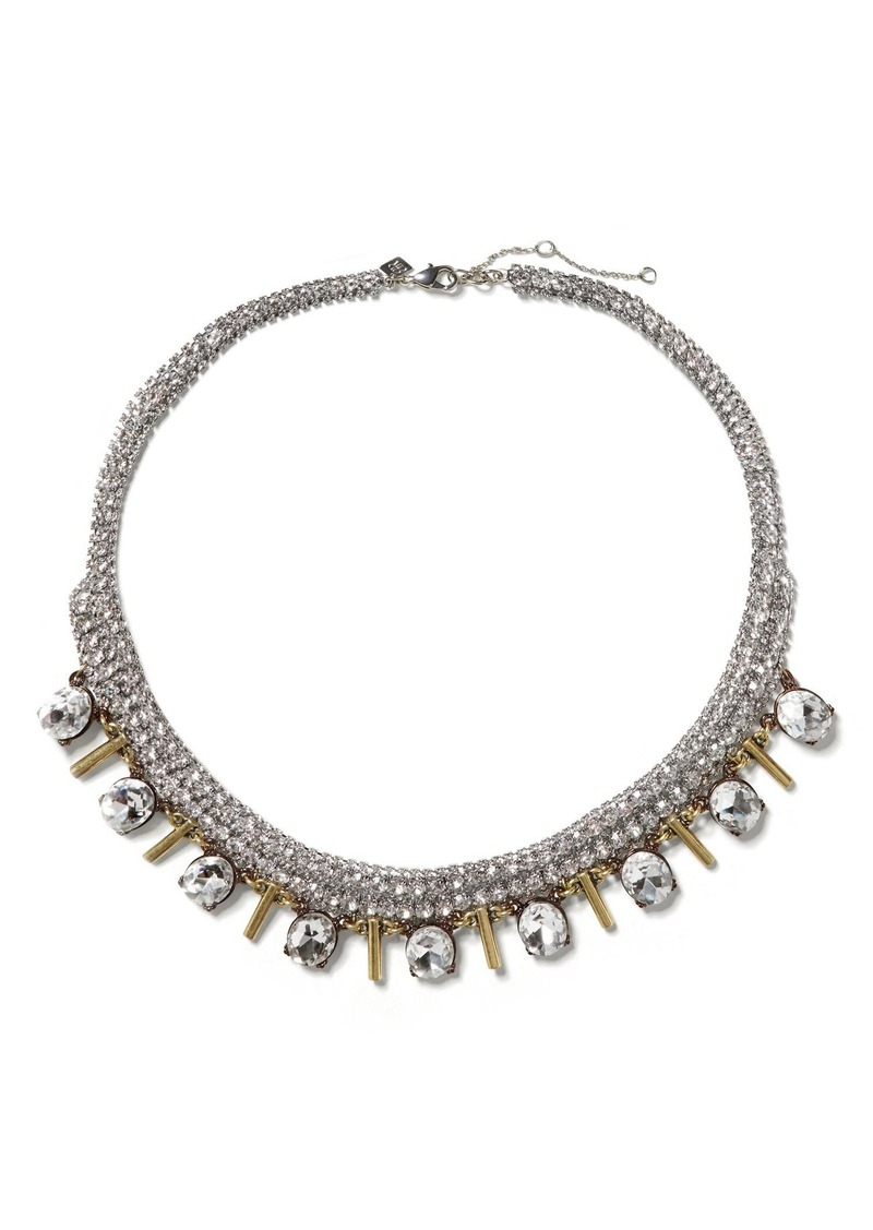 Banana Republic Regal Stick Necklace