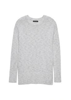 Banana Republic Relaxed Space-Dye Sweater