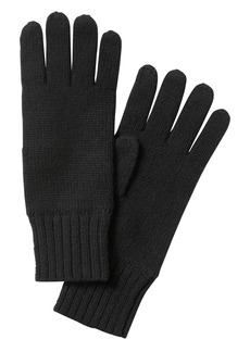 Banana Republic Ribbed-Knit Glove