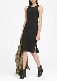 Banana Republic Ribbed-Knit Dress