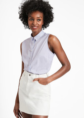 Banana Republic Riley Tailored-Fit Sleeveless Shirt