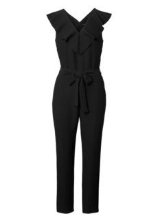 Banana Republic Ruffled Jumpsuit