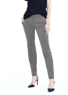 Banana Republic Ryan-Fit Slim Mini Dot Jaquard Pant