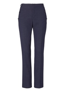 Banana Republic Ryan Slim Straight-Fit Luxe Brushed Twill Sailor Pant