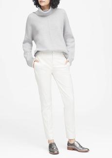 Banana Republic Ryan Slim Straight-Fit Washable Flannel Pant