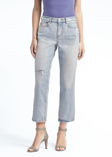 Vintage Straight Light Wash Jean