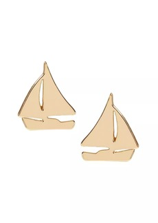 Banana Republic Sailboat Stud Earring