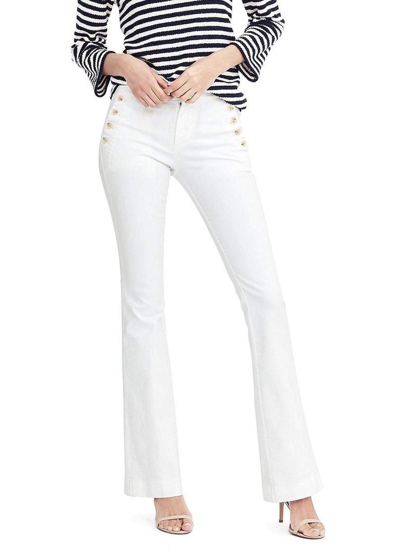 Banana Republic Sailor Flare Jean