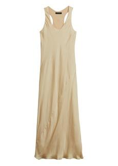 Banana Republic Satin Slip Dress