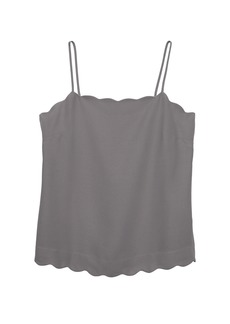 Banana Republic Scalloped Essential Camisole