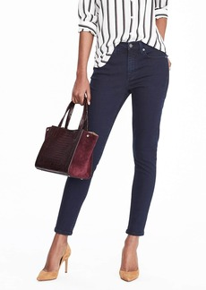 Sculpt Skinny High Rise Ankle Jean