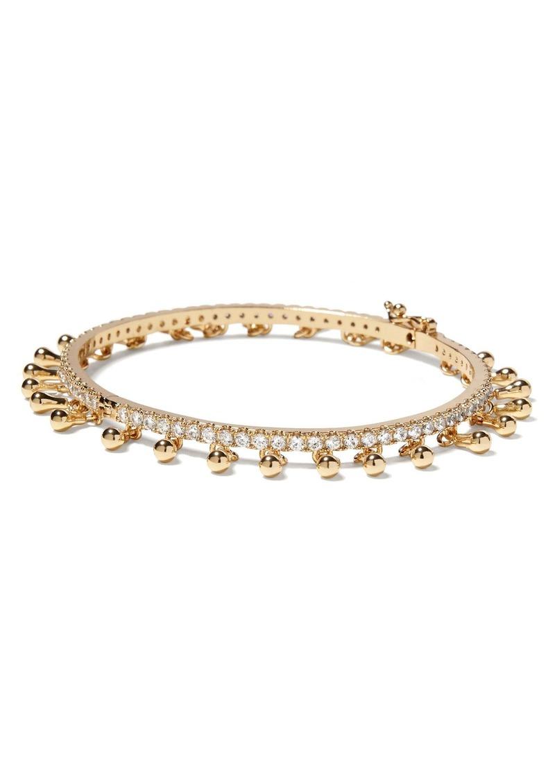 Banana Republic Sea Island Gold Drop Bracelet