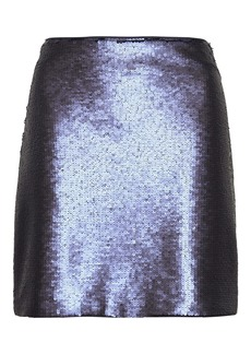Banana Republic Sequin Mini Skirt