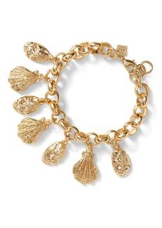 Banana Republic Shell Charm Bracelet