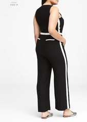 Banana Republic Side-Stripe Jumpsuit