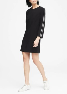 Banana Republic Side-Stripe Shift Dress