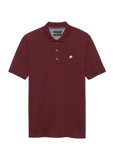 Banana Republic Signature Pique Polo