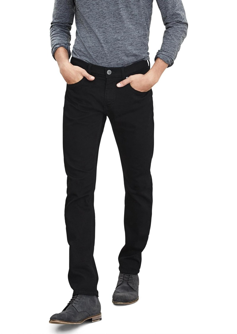 Banana Republic Skinny Black Jean