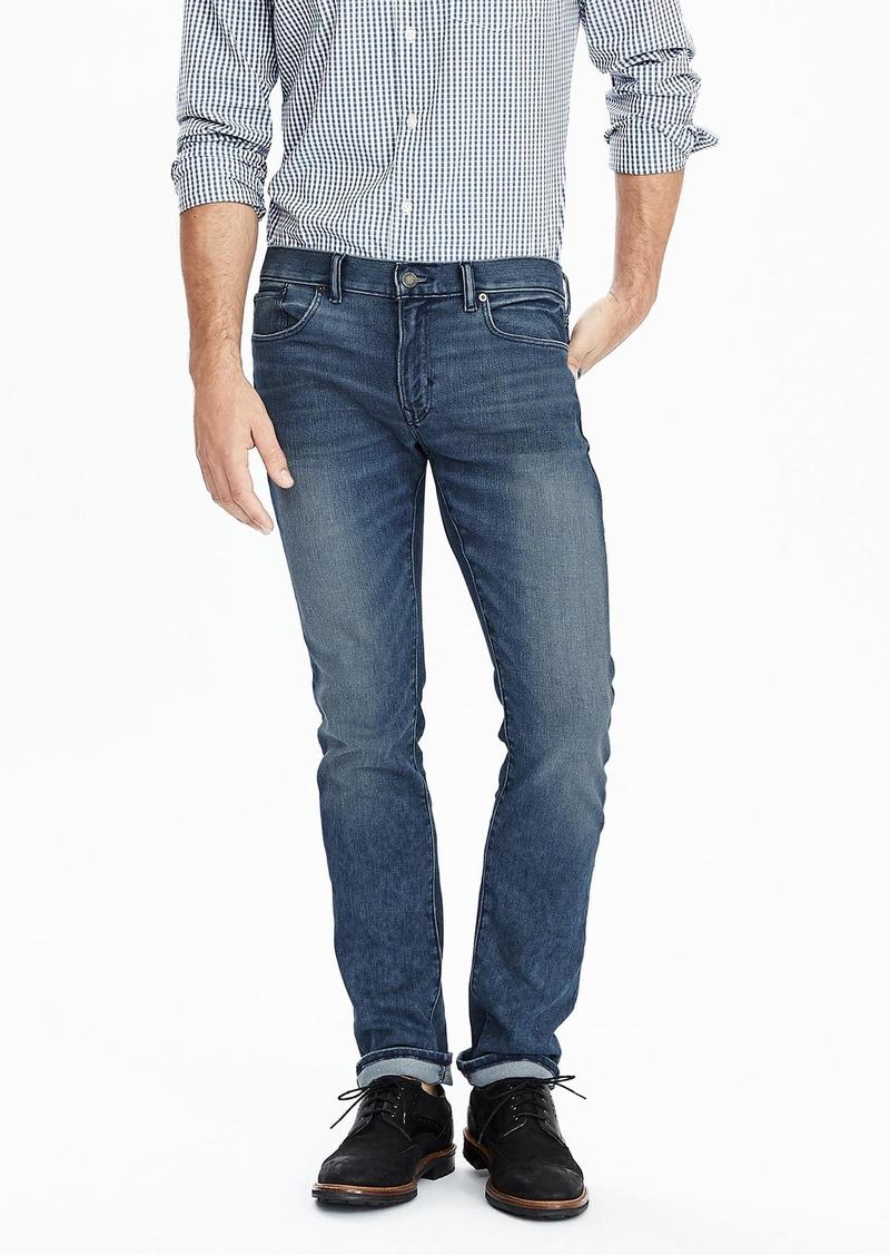 dd156ec71daa2 Banana Republic Skinny Light Wash Japanese Traveler Jean | Jeans