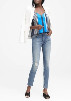 Banana Republic Skinny Light Wash Jean