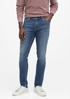 Banana Republic Skinny Rapid Movement Denim Jean with COOLMAX® Technology
