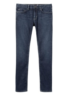 Banana Republic Skinny Rapid Movement Denim Medium Wash Jean
