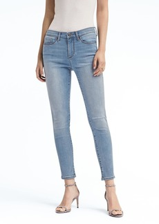 Skinny Sculpt Light Wash Ankle Jean
