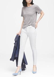 Banana Republic Skinny Stain-Resistant Ankle Jean