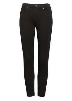 Skinny Stay Black Ankle Jean