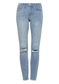 Banana Republic Skinny Zero Gravity Light Wash Ankle Jean