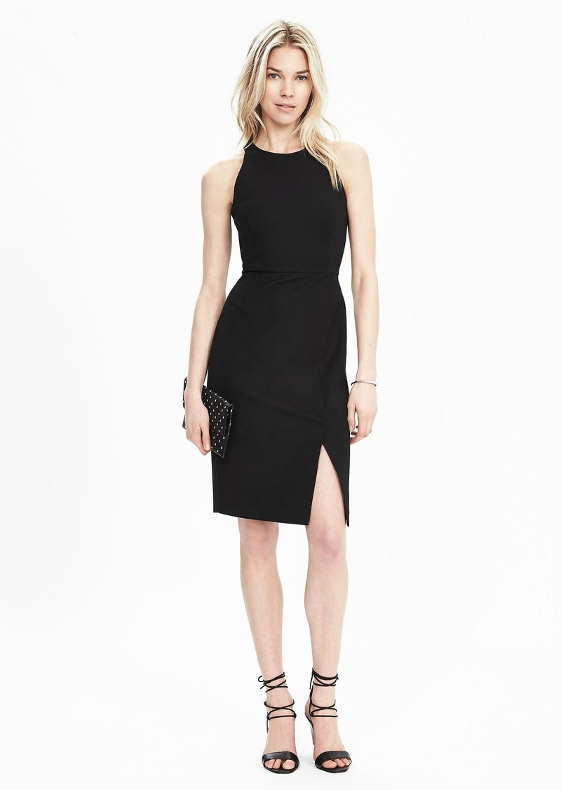 Banana Republic Sleeveless Sheath Dress