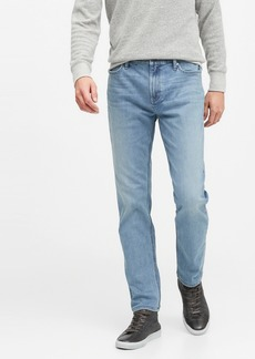 Banana Republic Slim Dry Indigo® Traveler Jean