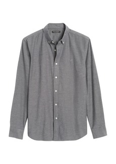 Banana Republic JAPAN EXCLUSIVE Slim-Fit Cotton Oxford Shirt