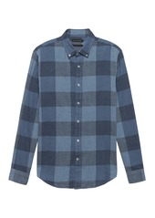 Banana Republic Slim-Fit Double-Weave Shirt