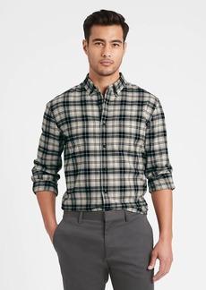Banana Republic Slim-Fit Flannel Shirt