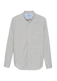 Banana Republic Slim-Fit Luxe Poplin Shirt