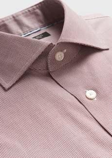 Banana Republic Slim-Fit Non-Iron Dress Shirt with Cutaway Collar