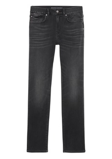 Banana Republic Slim LUXE Traveler Gray Wash Jean