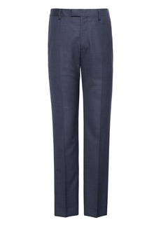 Banana Republic Slim Italian Sharkskin Suit Pant